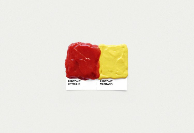 Pantone Pairings Project by David Schwen 01