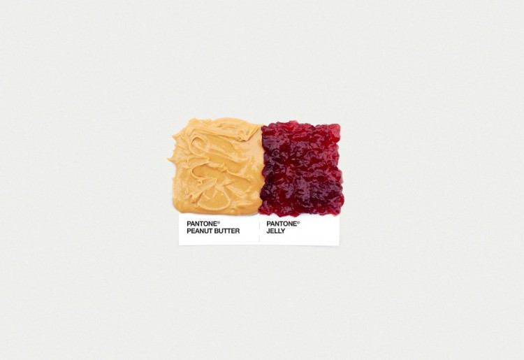 Pantone Pairings Project by David Schwen 04
