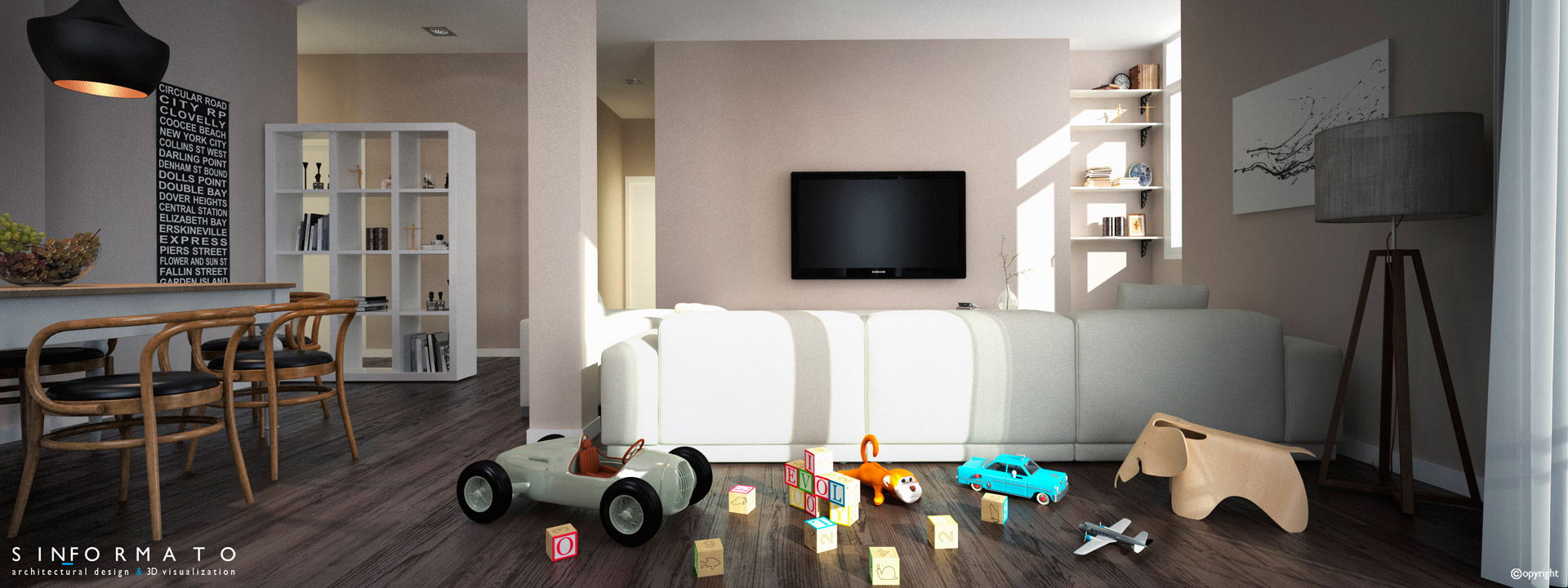 Interiorismo vivienda santander 360 sin formato - Forma interiorismo ...